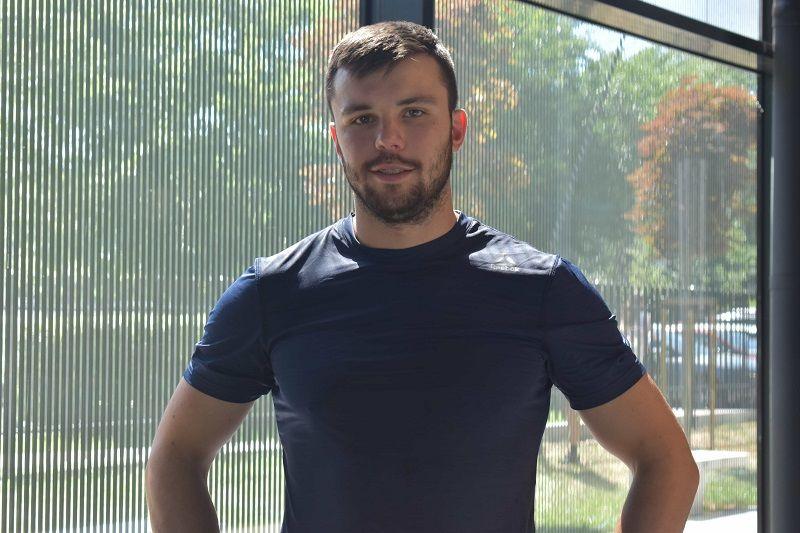 Jacek – instruktor pływania