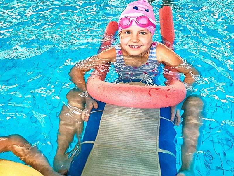 nauka pływania dla dzieci Warszawa