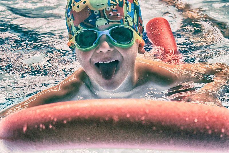 nauka pływania dzieci warszawa