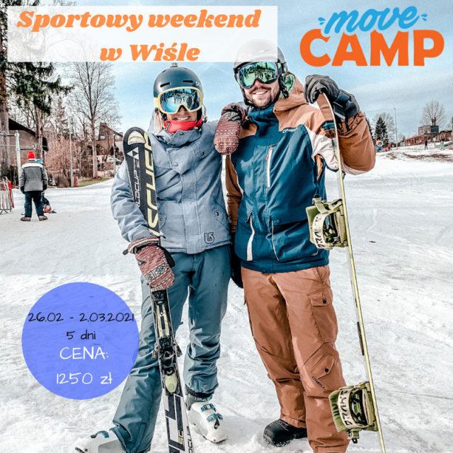 sportowy weekend w wisle movecamp 2021